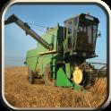 Forage Harvester Tractor Sim