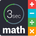Three Second MATH