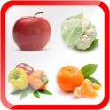 Learn Fruits & Vegetables Free