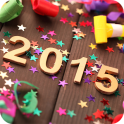 2015 New Year Wallpaper
