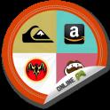 Online Logo Quiz Sticker
