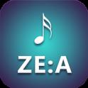 Lyrics for ZE:A