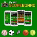 My Kid Scoreboard