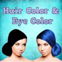 Hair Color Eye Color Tool