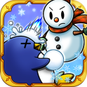 SNOW WORLD:Easy defense action