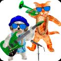 Singing Dog vs Talking Cat