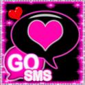 Pink Diamond Theme for GOSMS