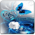 love 3d live wall paper