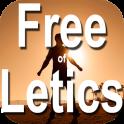 Free Fitness Letics Wallpaper