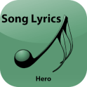 Hindi Lyrics of Hero