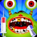 Monster Dentist Doctor Clinic