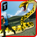 Angry Anaconda Attack 3D