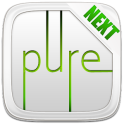 Pure Next Launcher 3D Theme