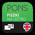 Fiszki na ostro PONS - angielski