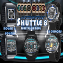 SHUTTLE 8 Watch Face