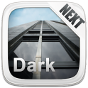 Next Launcher 3D Theme Dark