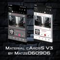Material cArdsS V3 for KLWP