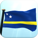 Curaçao Flagge 3D Kostenlos