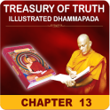 English Dhammapada Chapter 13