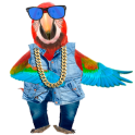 Talking Parrot Deluxe