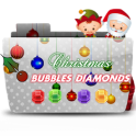 Christmas Bubbles Diamonds