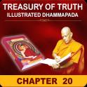 English Dhammapada Chapter 20