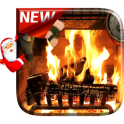 Fireplace for Christmas LWP