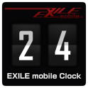 EXILE mobile Clock