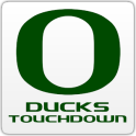 Oregon Ducks Foghorn Touchdown