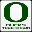 Oregon Ducks Foghorn Touchdown