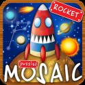 Puzzle game a rocket