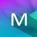 Minimalistic Xperia Theme