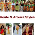 Kente & Ankara Styles