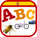 Alfabeticas Spanish ABC Alphabet Flashcard Kids