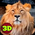 Safari Lion Survival Simulator