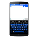 LG G4 V10 Keyboard Blue Hydra