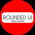 [Substratum] Rounded UI Oreo/Nougat Theme