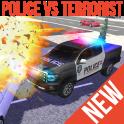 Police contre Terroriste