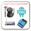 Arduino Camera IP Wifi Control