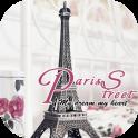 Paris locker theme