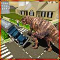 Stadt Dino-randalieren 2016