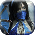 Lady Kitana locker theme