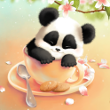 Wallpaper Panda sonolento