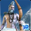 3D Parshuram Live Wallpaper