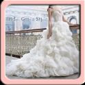 Hochzeitskleid-Art