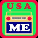USA Maine Radio Stations
