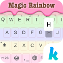 Magic Rainbow Keyboard Theme