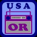 USA Oregon Radio Stations