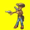 Wild West Cowboy Shootout Game