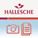 HALLESCHE Rechnungs-App